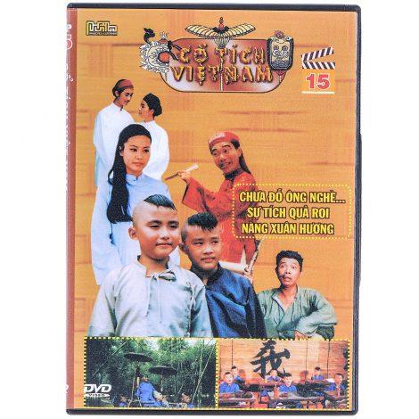 Co Tich Viet Nam 15 Dvd