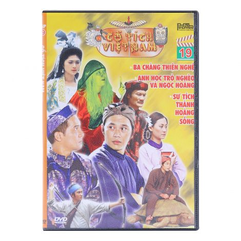 Co Tich Viet Nam 19 Dvd