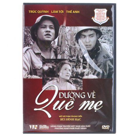 Duong Ve Que Me Dvd