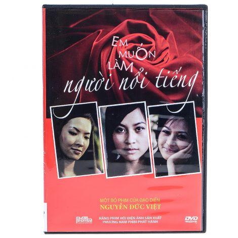 Em Muon Lam Nguoi Noi Tieng Dvd