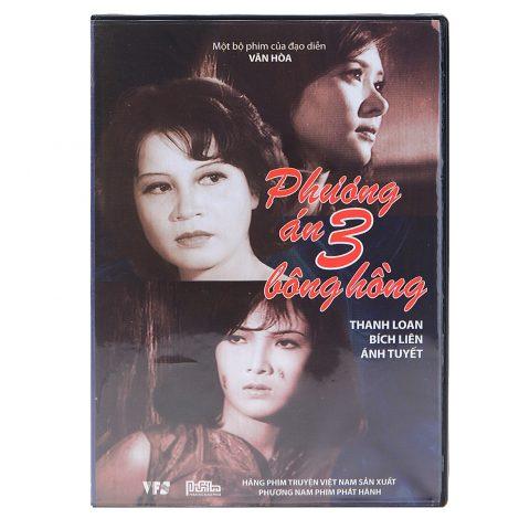 Phim Viet Nam Phuong An Ba Bong Hong Dvd