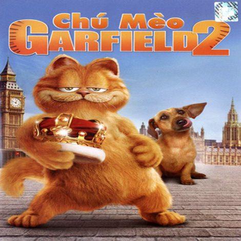 Chu Meo Garfield 2 Dvd