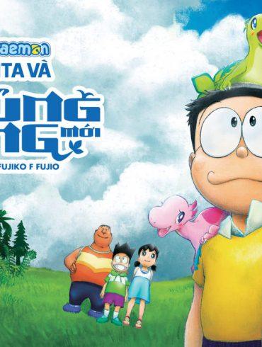 Doraemon Nobita Va Nhung Ban Khung Long Moi